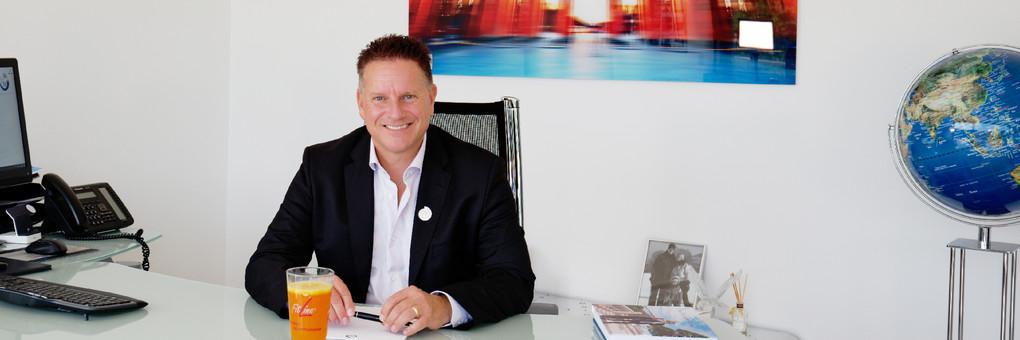 Rolf Sorg - założyciel i CEO