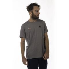 FitLine Under Armour Herren Fitted T-Shirt hellgrau