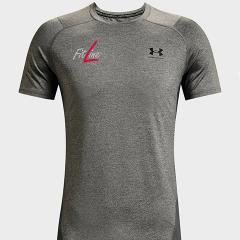 FitLine Under Armour Herren Loose T-Shirt dunkelgrau