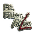 Fit Fitter FitLine pinssi