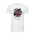 FitLine Warriors Statement T-Shirt MEN white