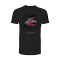 FitLine Warriors Statement T-Shirt MEN black
