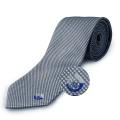 PM Krawatte silber