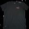 Sportfunktional T-Shirt Herren schwarz