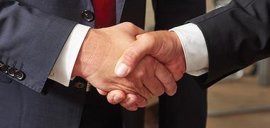 Стать деловым партнёром