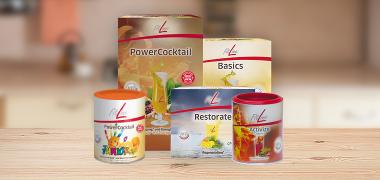 FitLine Produkter