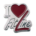 I Love FitLine pinssi