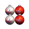 FitLine Joulupallot 4 kpl
