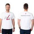 Miesten Fairtrade puuvilla T-Paita Valkoinen